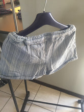 Load image into Gallery viewer, striped 'hey Betty' ladies shorts-shorts-Elinye_ithuba