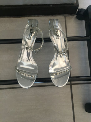 silver grey heels with diamante-heels-Elinye_ithuba