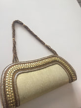 Load image into Gallery viewer, clutch bag with beaded straps-Elinye_ithuba