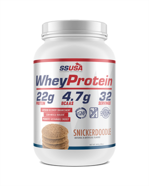 Whey Protein Snickerdoodle 2lb