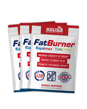 Fat Burner Samples - 12 pack
