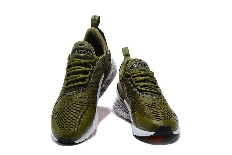 promo code f4550 608f6 nike air max 270 olive green AND BLACK