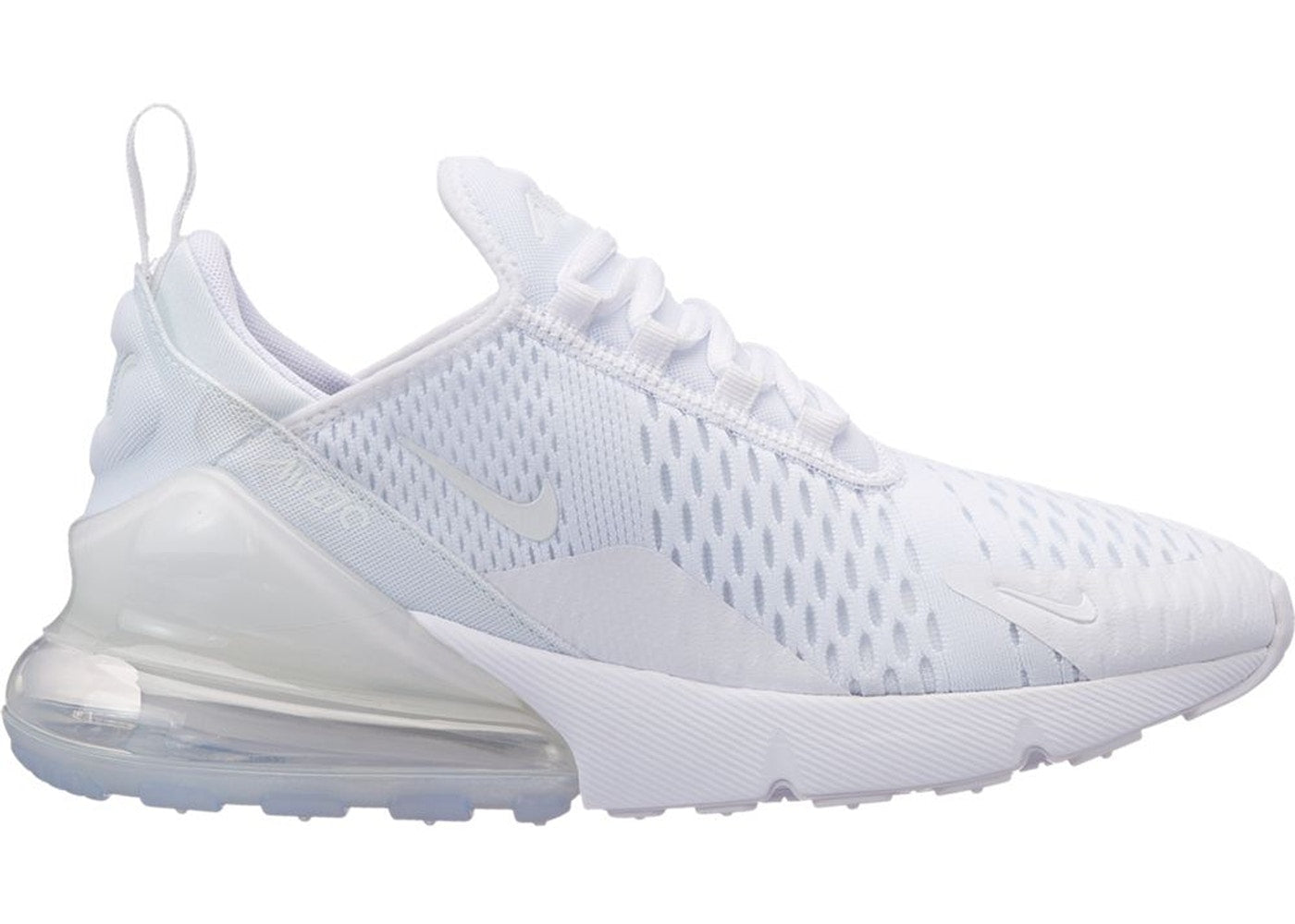 separation shoes 1cf2b 17eac nike 270 air max all white