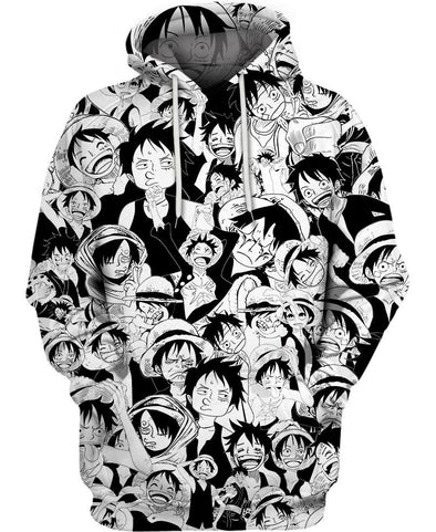 50 Shades of Luffy-One Piece-Hoodie-VIO STORE