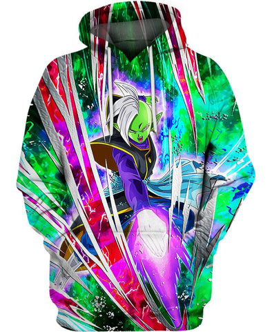 Planet Bomb-Dragon Ball Z-Hoodie-VIO STORE