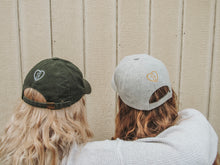 "Load image into Gallery viewer, ""Honey"" Grey Hat"
