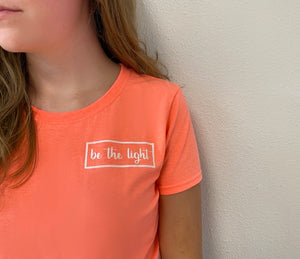 """Be the Light"" Shirt- Lovelies"
