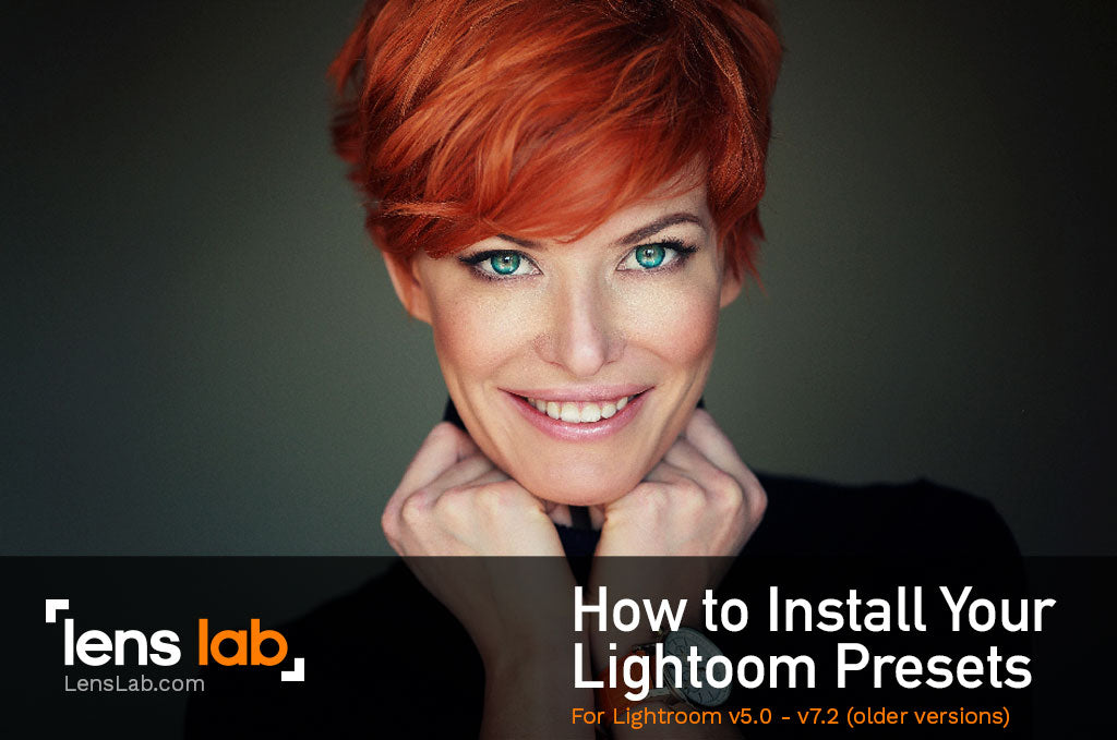 How to Install Lightroom Presets Previous Versions