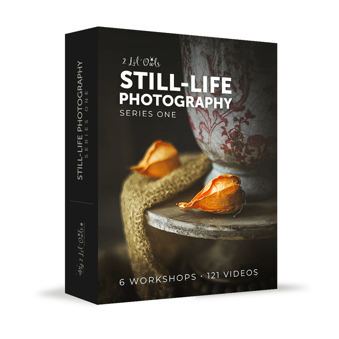 Still-Life Photography - Workshop BUNDLE - LensLab™