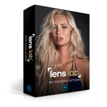 Load image into Gallery viewer, LensLab™ Retouching Actions - LensLab™