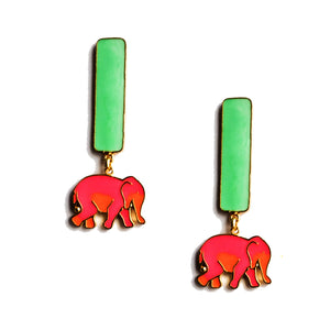 Happy Ele Earrings