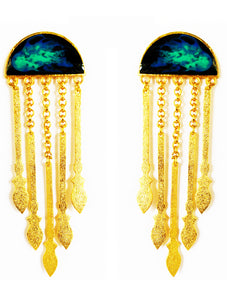 Tribal Spears Earrings