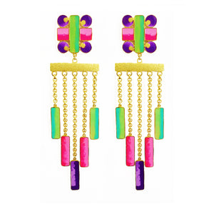 Statement Geometric Earrings