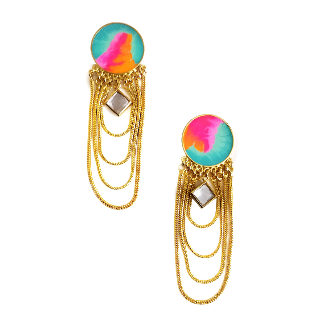 Enchanté earrings