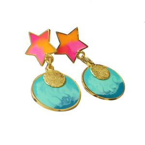 Star Sea earrings