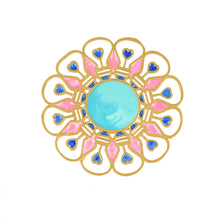 Load image into Gallery viewer, Illuminate Ring - Turquoise