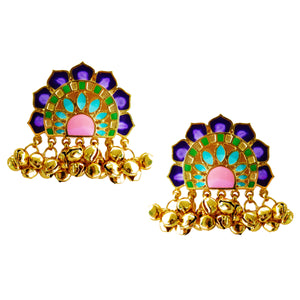 Jaipur Love Ghunghroo Earrings