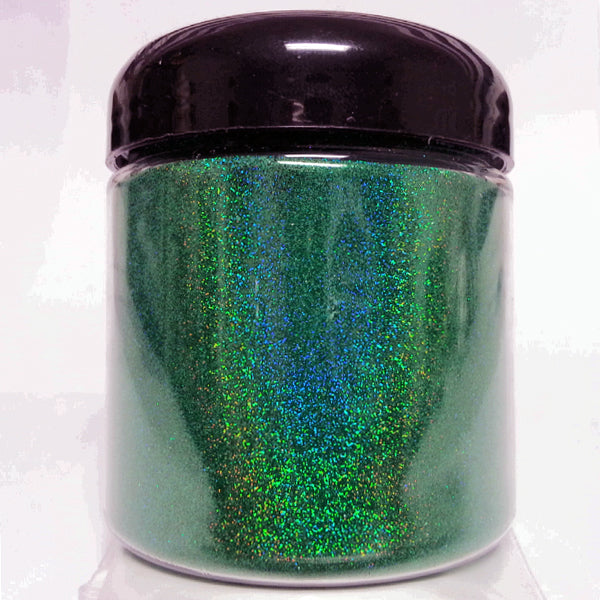 Emerald Green Holographic Flake