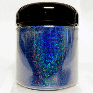 Royal Blue Holographic Flake