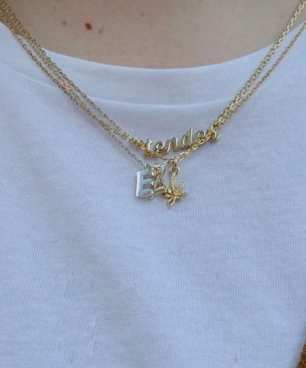 Tender Necklace (COLLAB) - Bing Bang Jewelry NYC