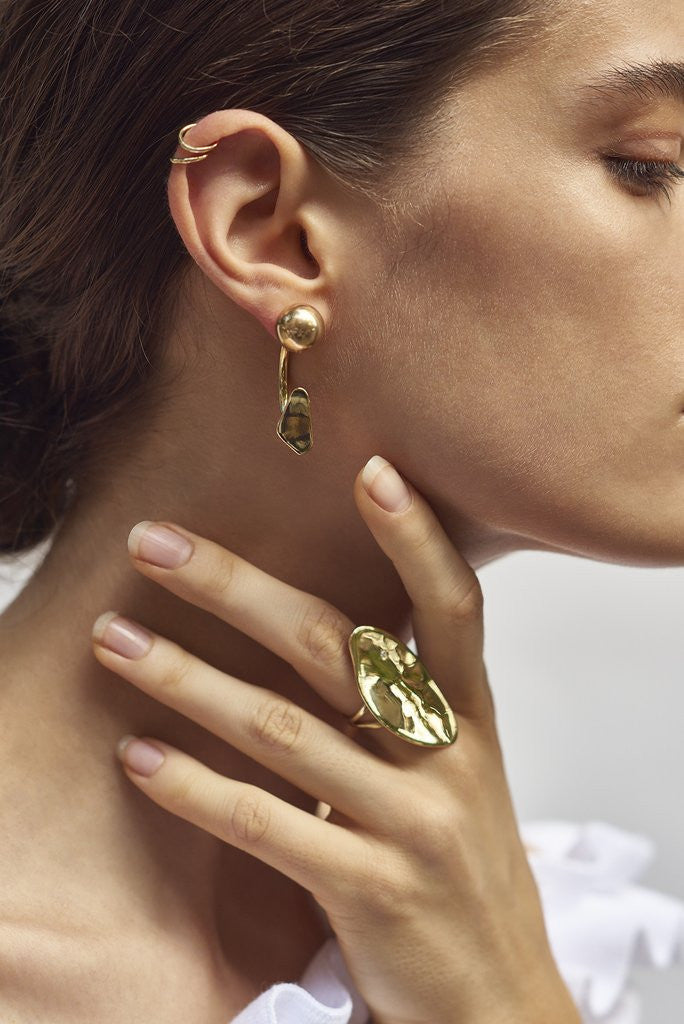 Arc Earrings - Bing Bang Jewelry NYC