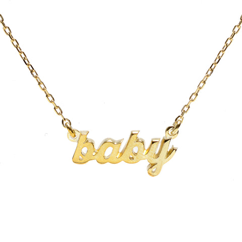Baby Necklace - Bing Bang NYC