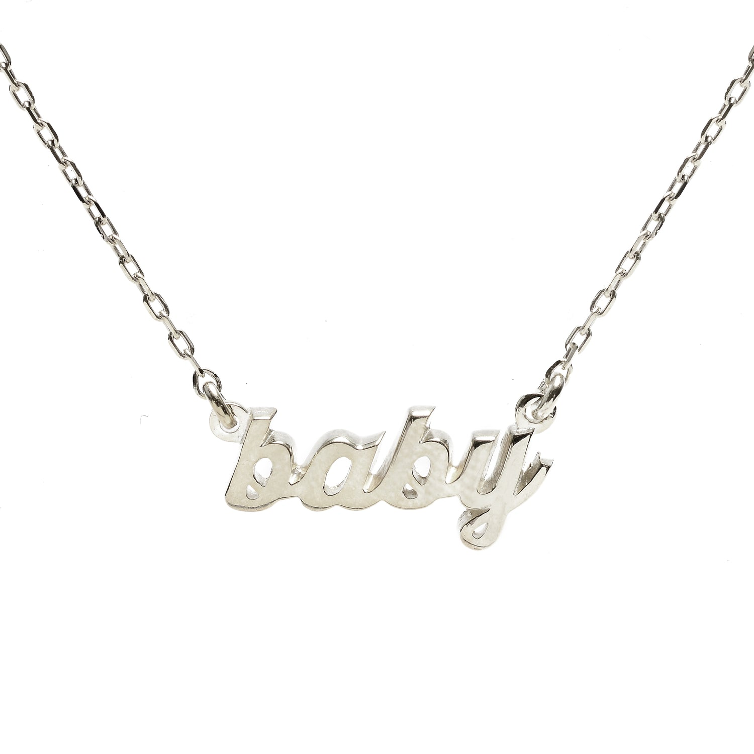 Baby Necklace - Bing Bang Jewelry NYC