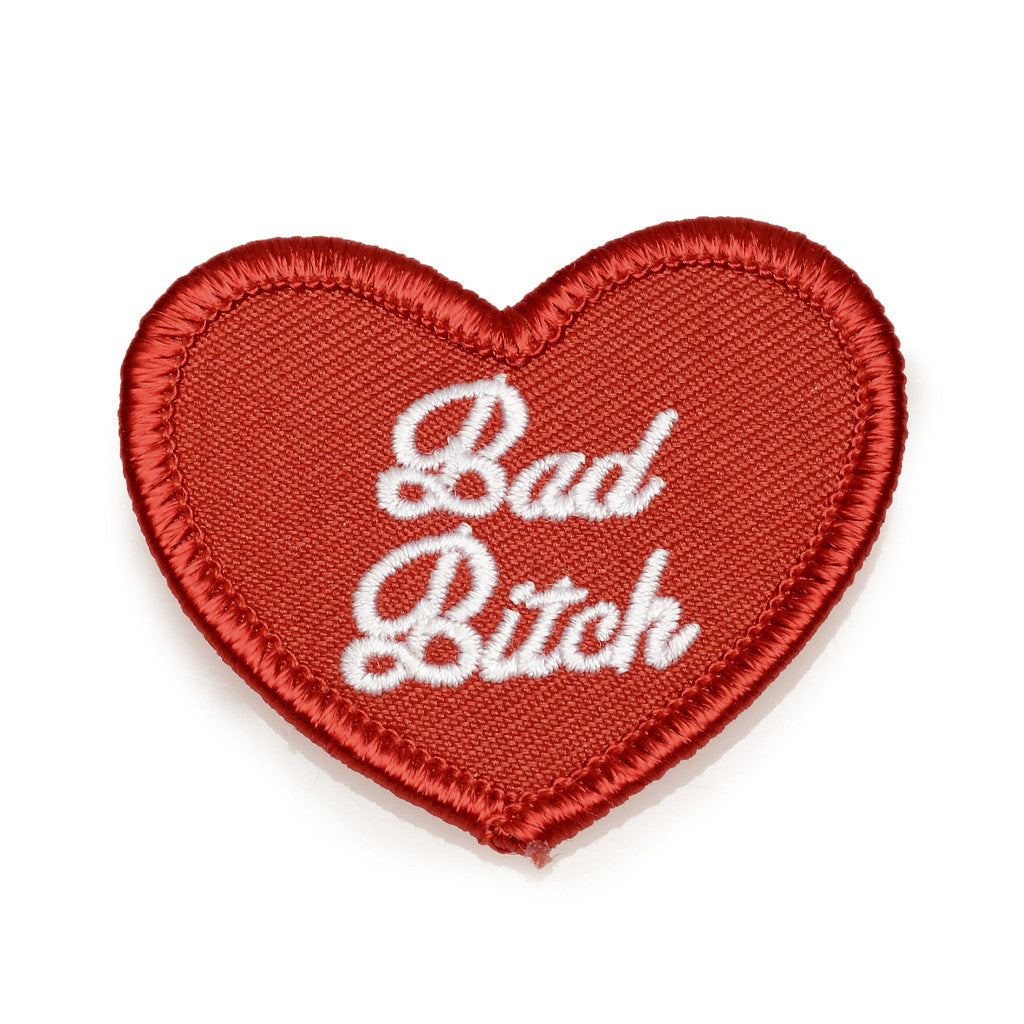 Bad Bitch Heart Patch (BB x Me & You) - Bing Bang Jewelry NYC
