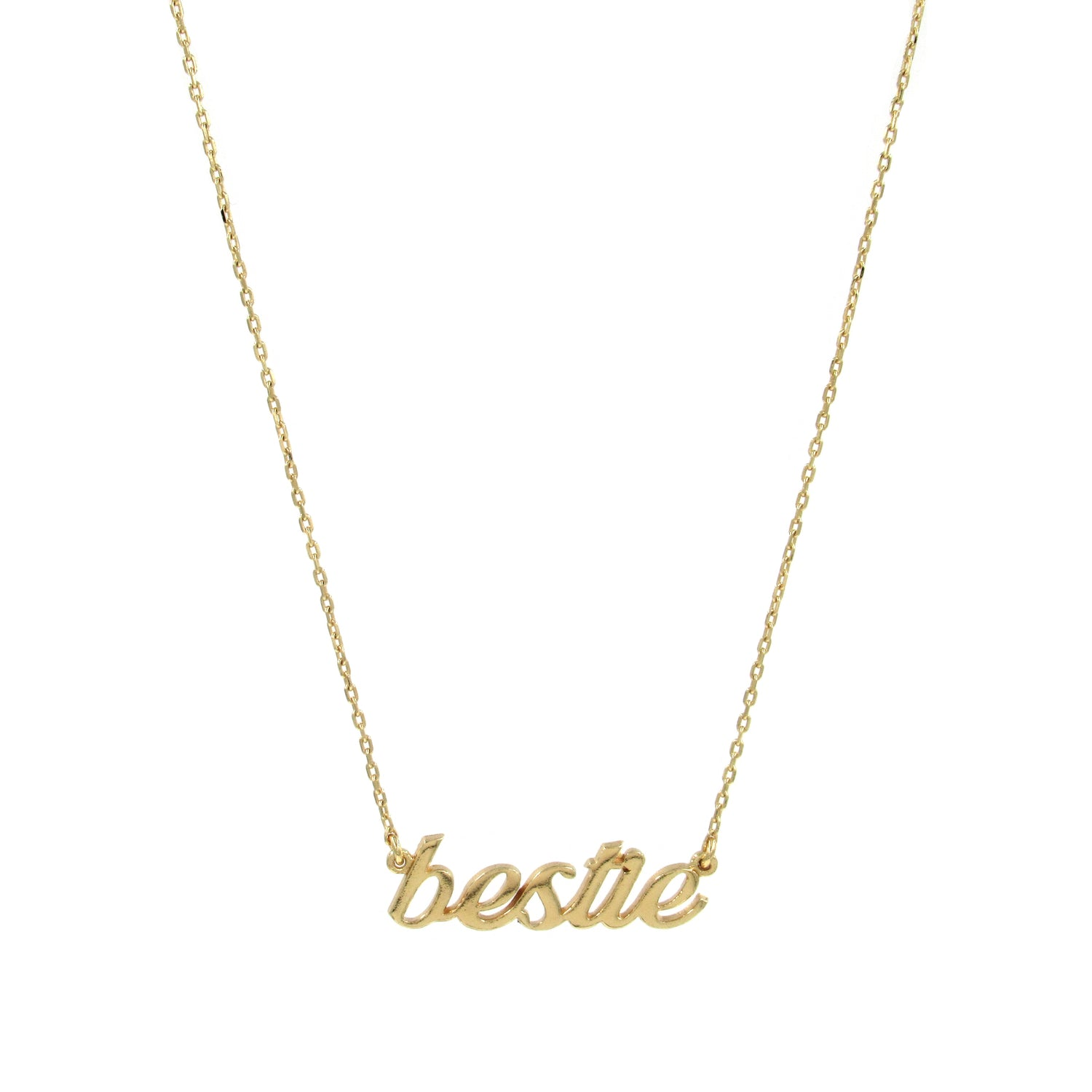 Bestie Necklace - Bing Bang Jewelry NYC
