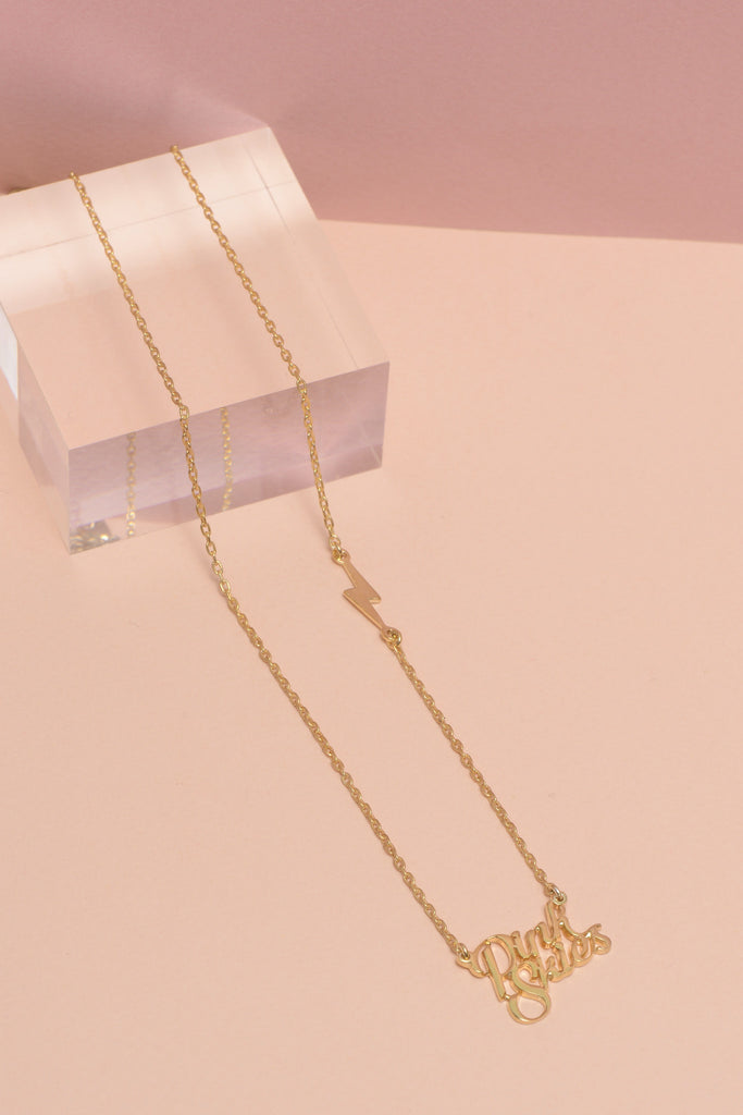 Pink Skies Necklace - Bing Bang NYC - 8