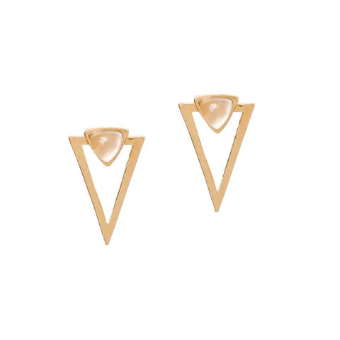New Moon Studs - Bing Bang NYC - 1