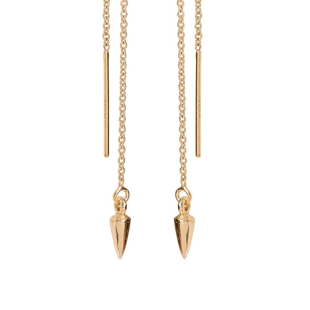 Bullet Threader Earrings - Bing Bang NYC - 8