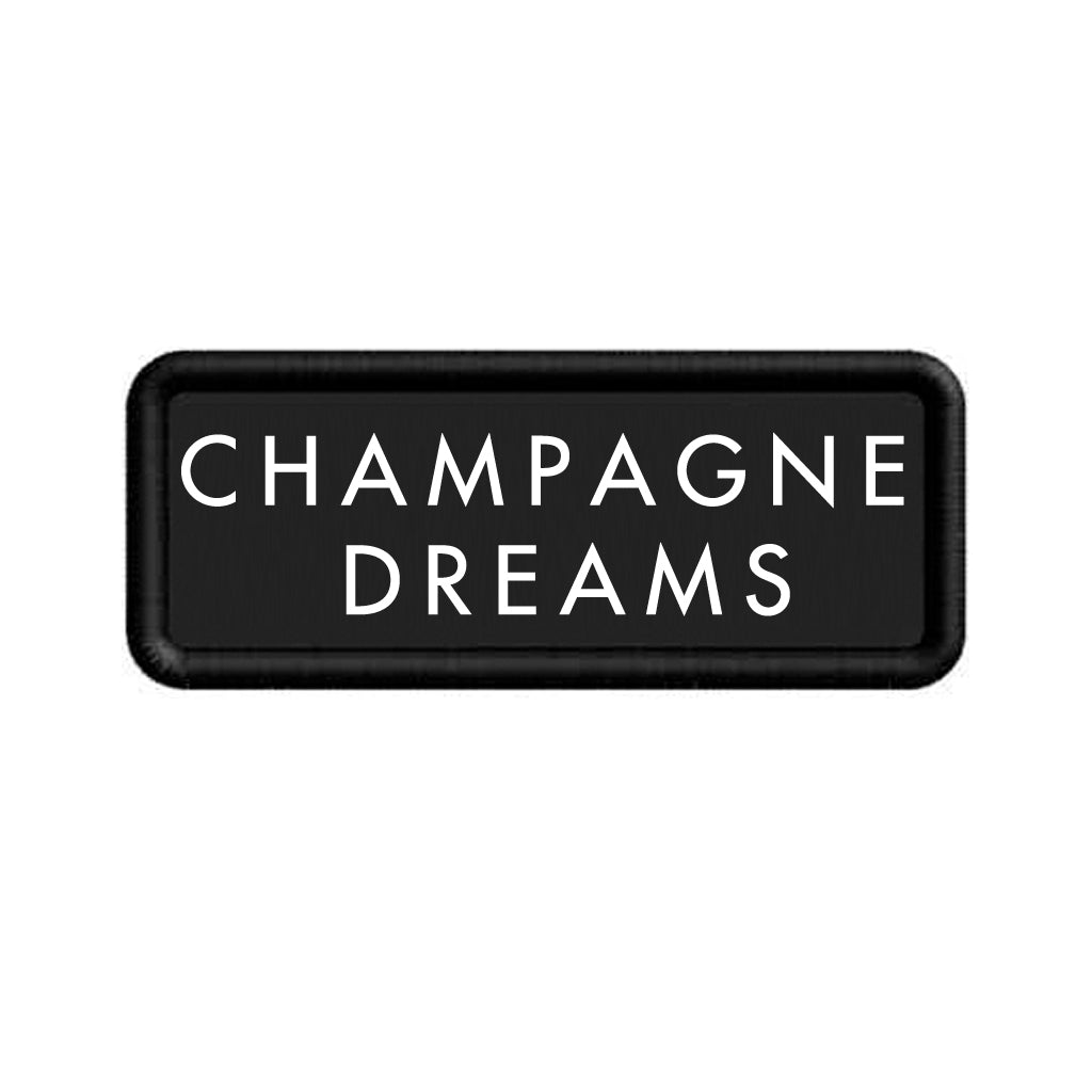 Champagne Dreams Patch - Bing Bang Jewelry NYC