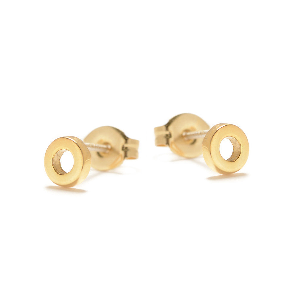 Donut Studs - Bing Bang Jewelry NYC