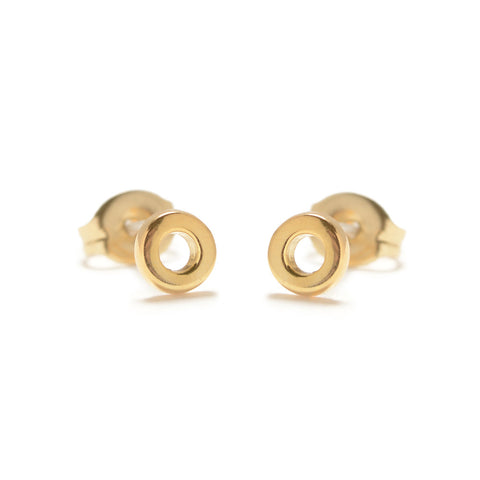✨14k Donut Stud - Bing Bang Jewelry NYC