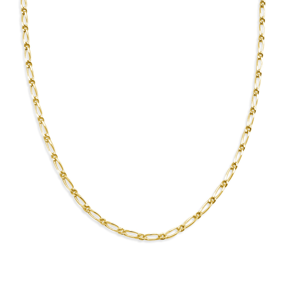 Delicate Figaro Chain - Bing Bang Jewelry NYC
