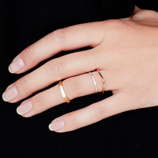 Geometric Ring Set - Bing Bang NYC - 9