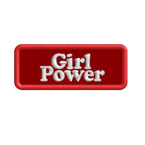 Girl Power Patch - Bing Bang Jewelry NYC