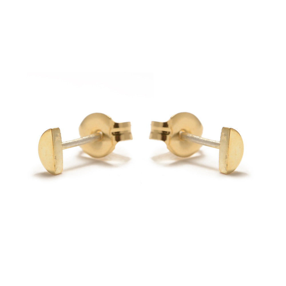 Half Moon Studs - Bing Bang NYC - 2