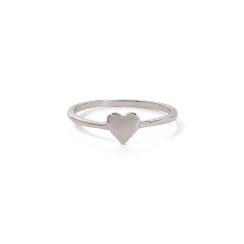 Heart Ring - Bing Bang Jewelry NYC