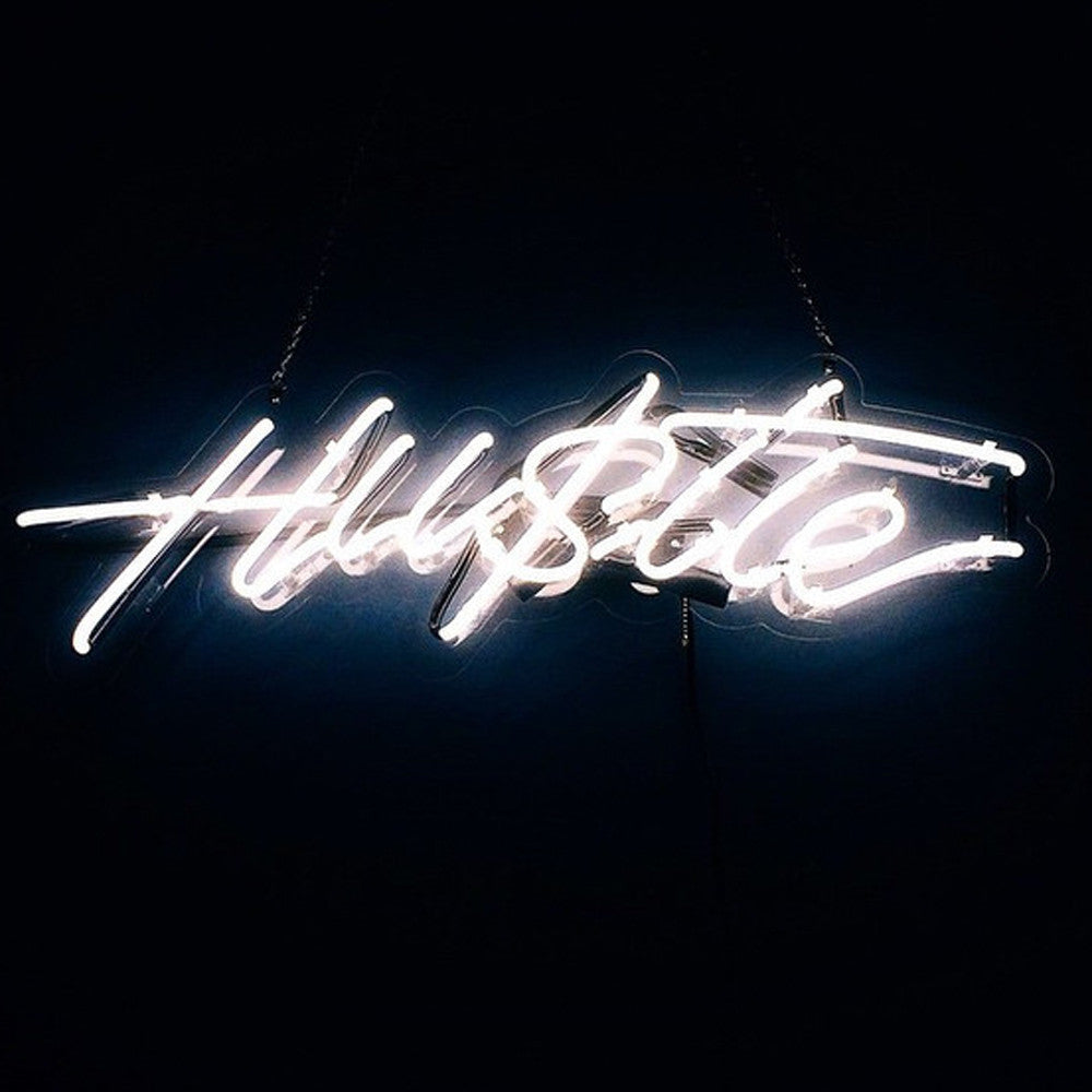Hustle Necklace - Bing Bang NYC - 5