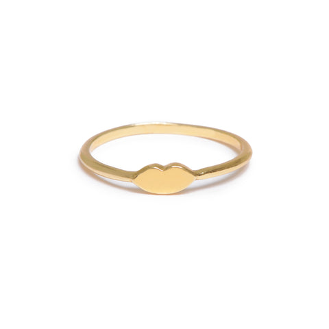 Kiss Ring - Bing Bang Jewelry NYC