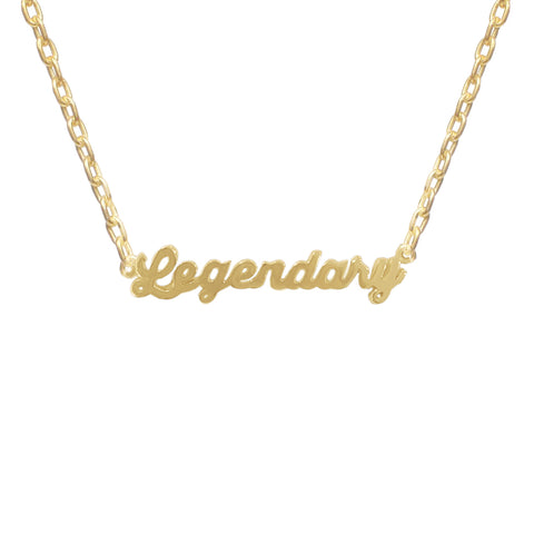 🌈   PRESALE 🌈  Legendary Necklace - Bing Bang Jewelry NYC