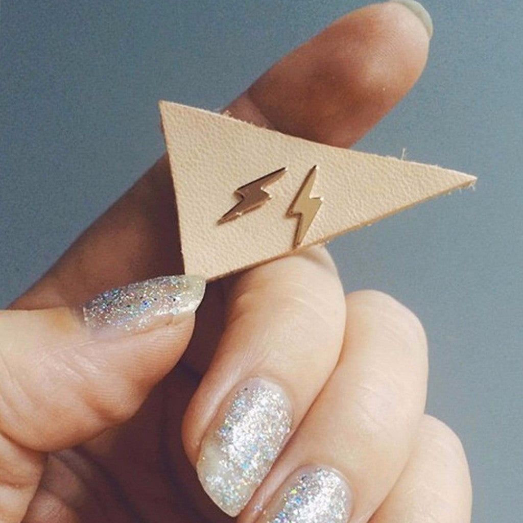 Lightning Bolt Studs - Bing Bang NYC - 4