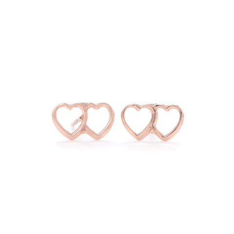 Loved Up Studs - Bing Bang Jewelry NYC