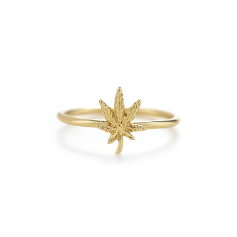 Mary Jane Ring - Bing Bang Jewelry NYC