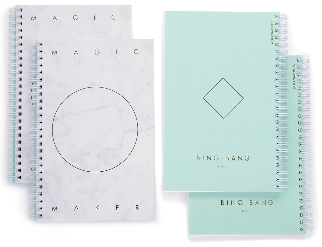Journals - Bing Bang Jewelry NYC