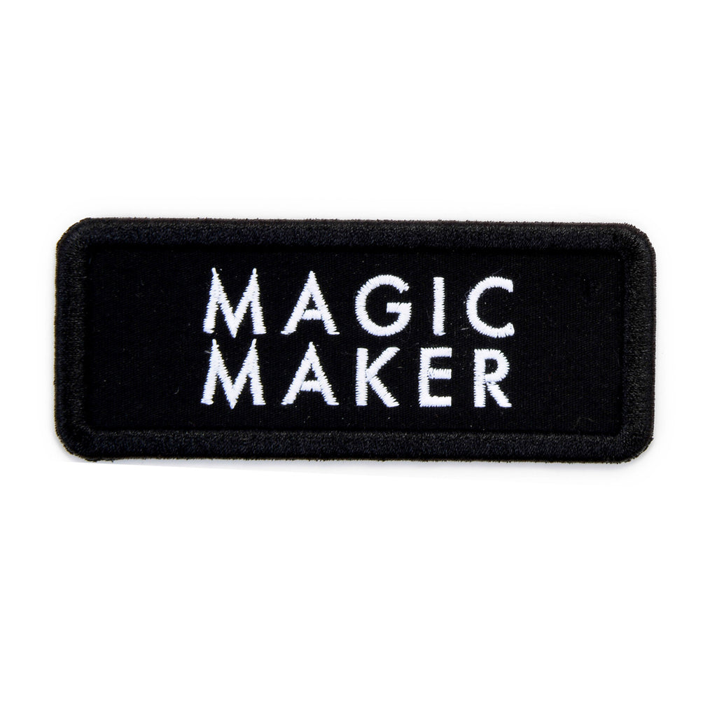 Magic Maker Patch - Bing Bang NYC - 1