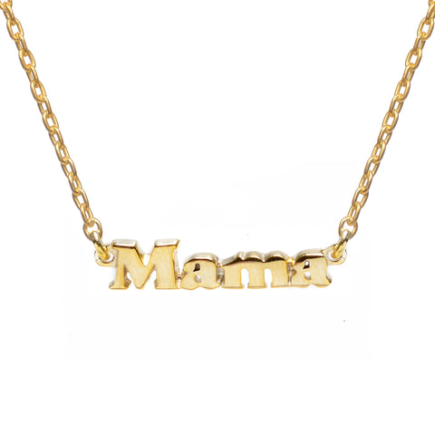 Mama Necklace - Bing Bang NYC