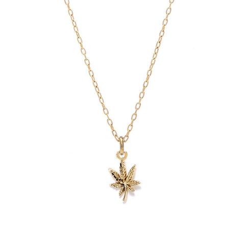 Mary Jane Necklace - Bing Bang Jewelry NYC